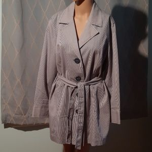 Sonoma petite large new with tags jacket